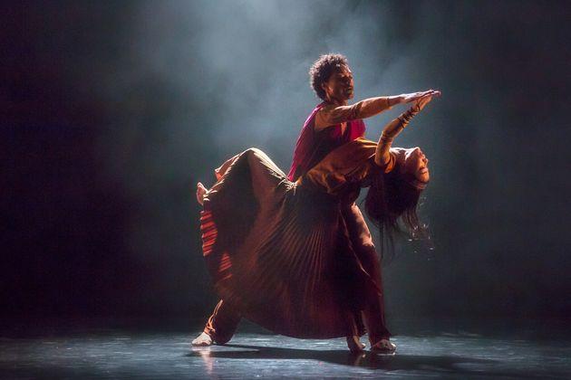 La « Martha Graham Dance Company » pour les vingt ans de Danse