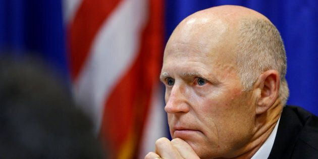 Le gouverneur de Floride veut un policier dans toutes les écoles