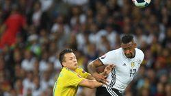 Euro: l'Allemagne bat l'Ukraine