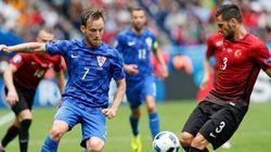 Euro 2016 : la Croatie bat la
