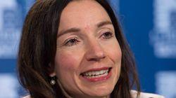 Bloc québécois: Martine Ouellet perd son leader