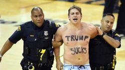 «Trump Sucks», le dernier coup d'éclat de VitalyzdTv