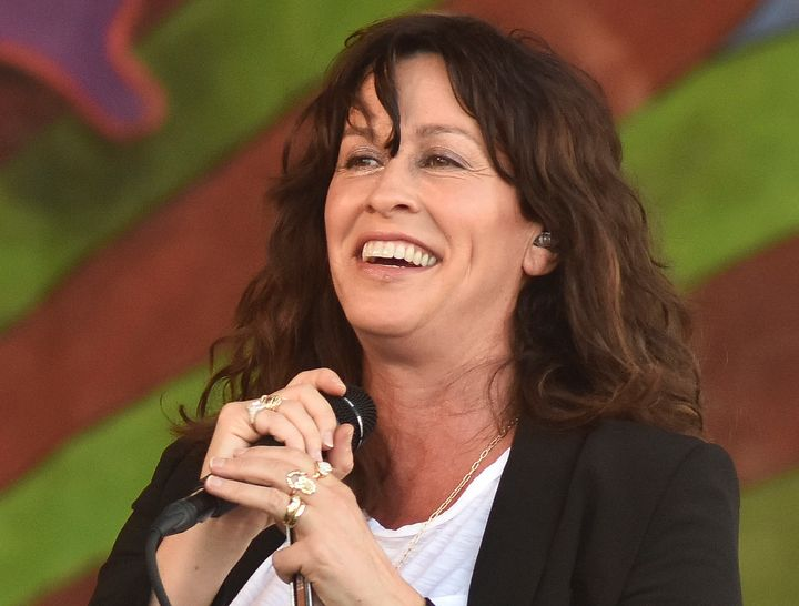 """Alanis Morissette's """"Jagged Little Pill"""" wonAlbum of the Year over two decades ago."""