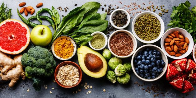 Mangez plus de légumes et moins de