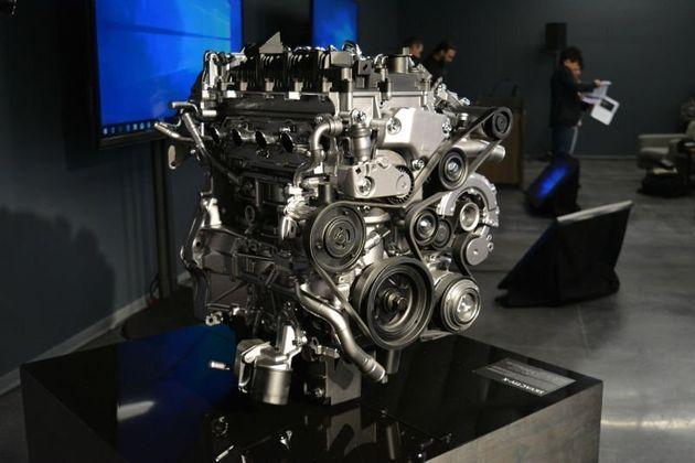 La nouvelle technologie SKYACTIV-X de Mazda