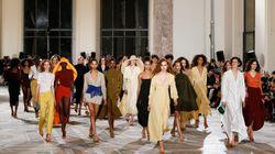 Jacquemus réchauffe la semaine de la mode avec une collection