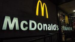 McDonald's teste du boeuf frais pour ses