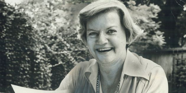 L'auteure et journaliste Doris