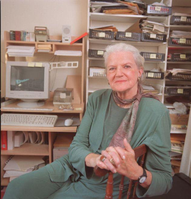 Doris Anderson.