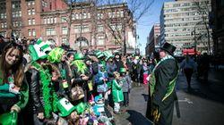 La parade de la Saint-Patrick perturbée par les travaux sur