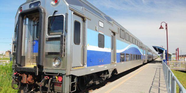 Les trains de banlieue du RTM arrivent enfin à