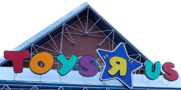 Toys R Us Canada fonctionne normalement même si une liquidation se dessine aux