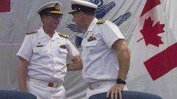 Le vice amiral Mark Norman est accusé d'abus de