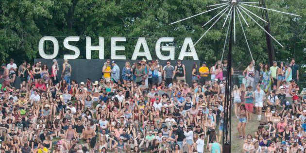 Osheaga dévoile une partie de sa
