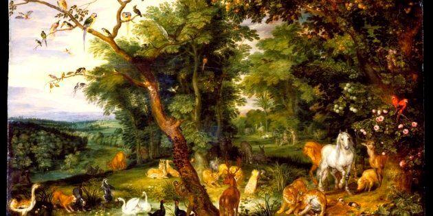 À la recherche du jardin d'Éden: un jardin d'Éden
