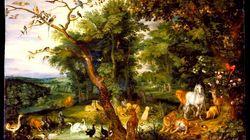 BLOGUE À la recherche du jardin d'Éden: un jardin d'Éden