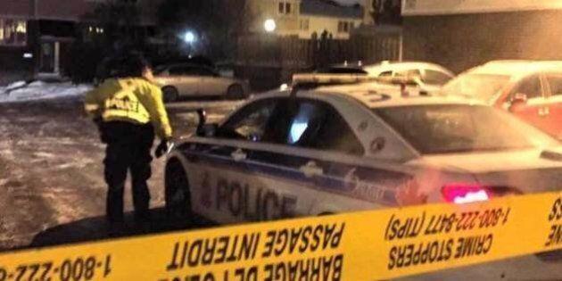 Double meurtre à Ottawa: un suspect