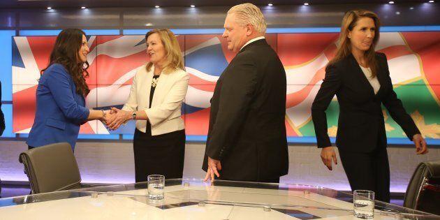 Christine Elliot ne conteste plus la victoire de Doug Ford à la tête du