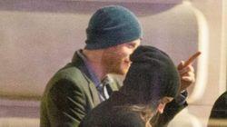 Une première photo volée du prince Harry avec Meghan