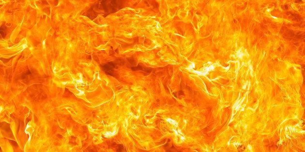 Incendie majeur chez Matelas René à