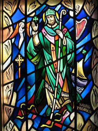 St-Patrick n'était pas