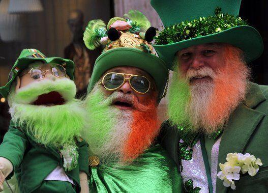La Saint-Patrick est américaine