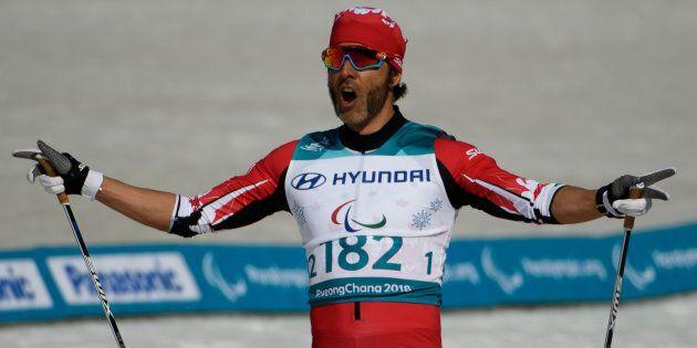 Brian McKeever, triple médaillé