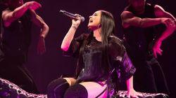 De passage au Centre Bell, Demi Lovato offre mille et une