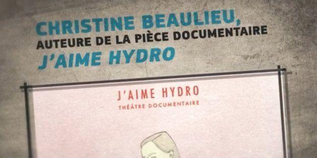 Dans la première version de la publicité, on pouvait entendre un extrait d'une entrevue où Mme Beaulieu disait que le chef de la CAQ s'appuyait sur des chiffres erronés pour appuyer une «baie James du 21e siècle».
