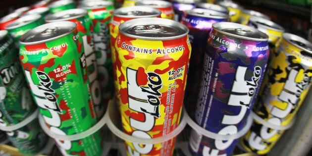 Santé Canada veut modifier le format et la teneur en alcool des boissons sucrées