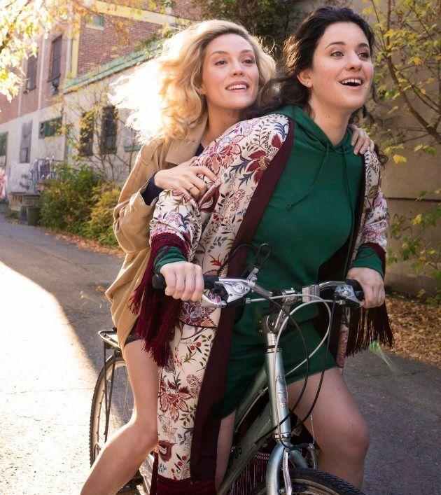 1er one woman show et 2e saison de « TROP » pour Virginie