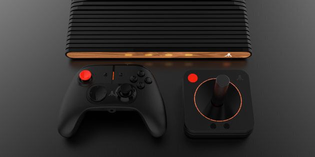 Atari renomme sa nouvelle console aux airs rétro «Atari
