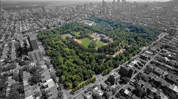 L'avenir du parc La Fontaine est piéton, selon la