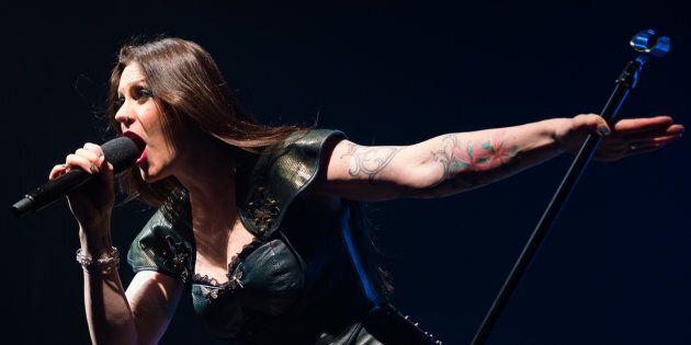 Revivez en images le concert de Nightwish au