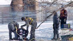 Fin des recherches dans la rivière des Prairies pour retrouver le petit
