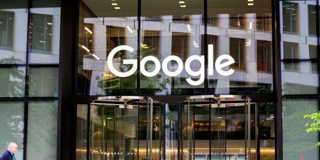 Le siège social de Google à