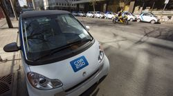 Augmentation de l'accès aux véhicules en libre-service à
