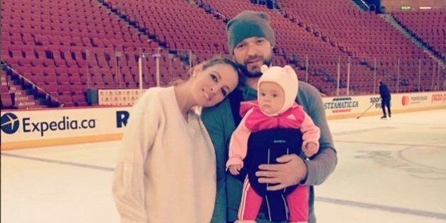 Les Canadiens de Montréal amènent leurs enfants à l'entraînement!