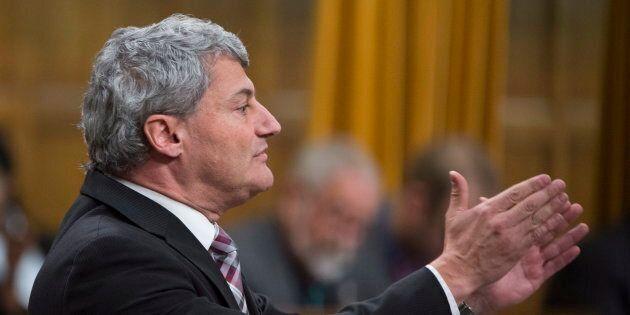Gérard Deltell, député conservateur de