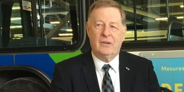 Le maire de Laval Marc Demers coupable d'avoir enfreint les règles de financement