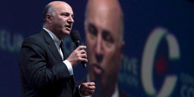 Parti conservateur du Canada: l'homme d'affaires Kevin O'Leary confirme qu'il sera