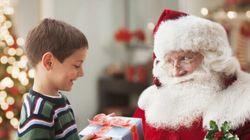 Comment annoncer à vos enfants que le père Noël n'existe