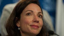 Martine Ouellet doit se présenter à la chefferie du Bloc