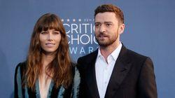 Jessica Biel et Justin Timberlake, couple le plus glamour des Critics Choice Awards 2016