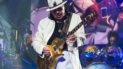Santana amène l'été au Centre