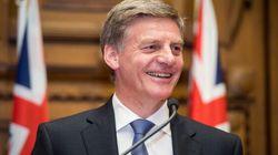 Nouvelle-Zélande: Bill English désigné Premier