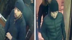 Ces trois hommes auraient agressé deux victimes dans un hôtel de