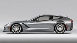 Callaway construira une Corvette