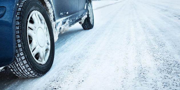 Conservez vos pneus d'hiver, répète CAA-Québec, alors que le froid