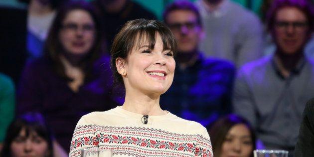 Anne Dorval: qui est son «loser» à la coupe Longueuil du «Bye